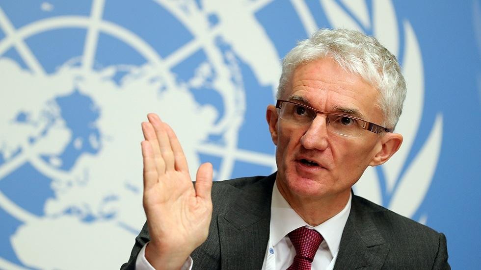 مارك لوكوك، وكيل الأمين العام للأمم المتحدة للشؤون الإنسانية