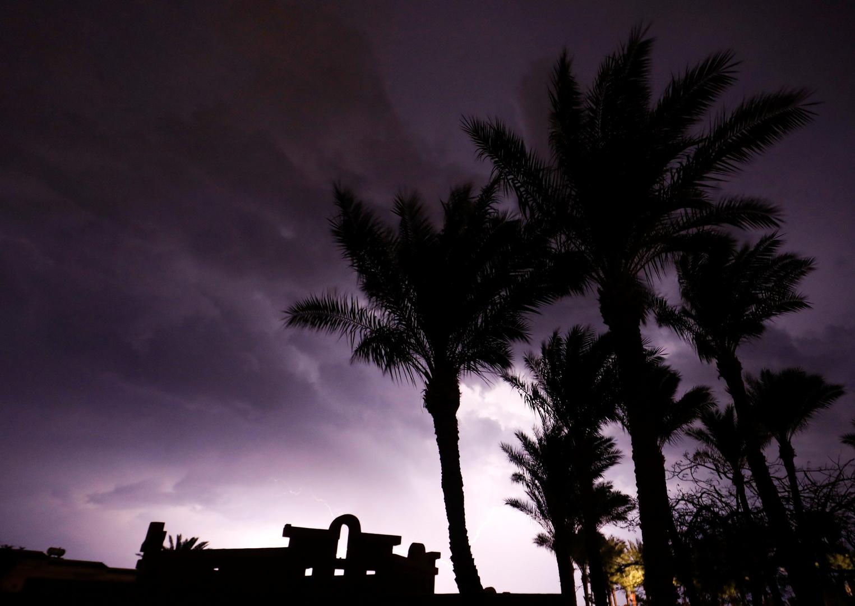 عاصفة جوية