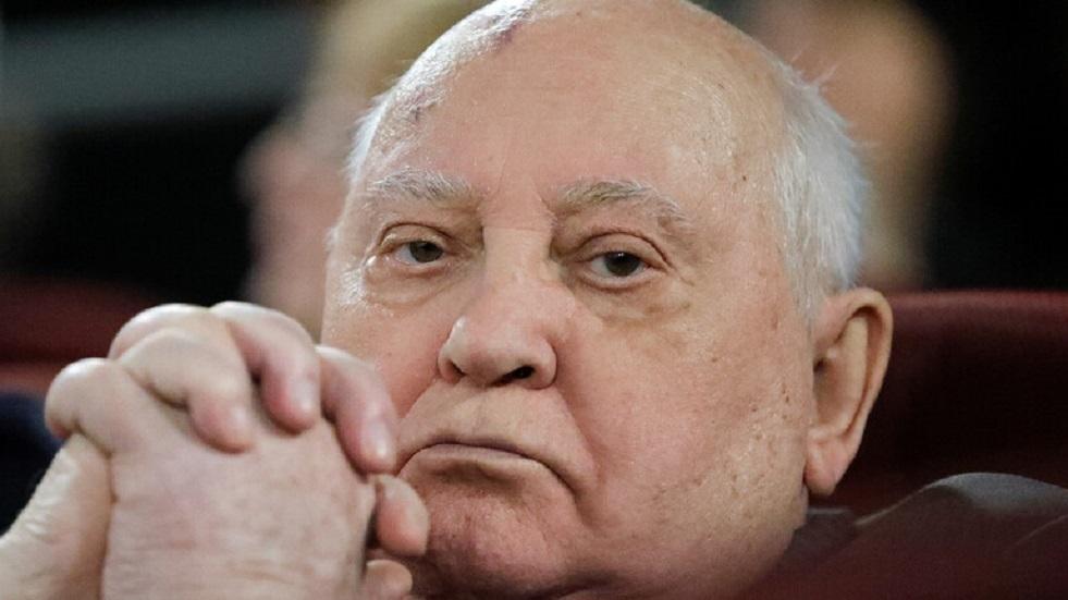 ميركل: ألمانيا لا تنسى مساهمة غورباتشوف في توحيدها