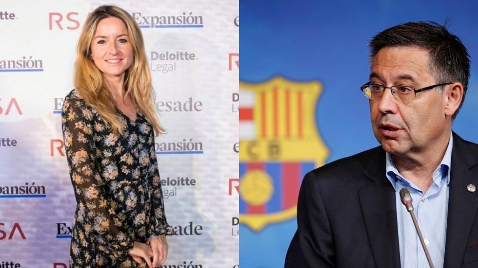 فضيحة برشلونة.. من هي المرأة التي وشت ببارتوميو؟