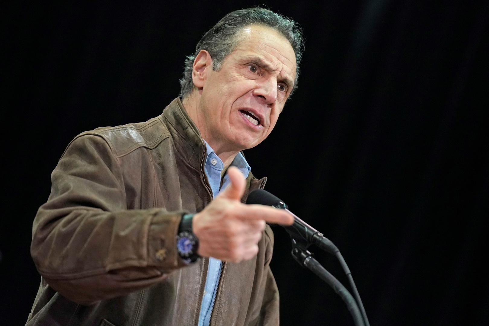 في أقل من أسبوعين.. امرأة ثالثة تتهم حاكم نيويورك بالتحرش الجنسي
