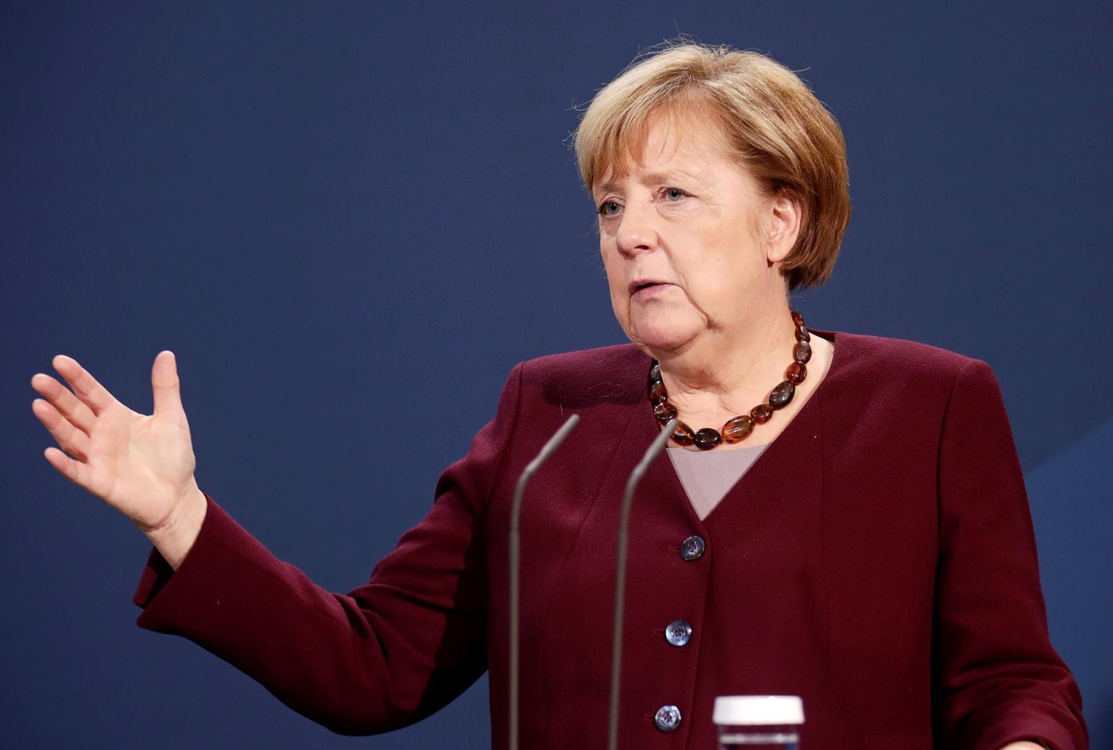 ميركل تقترح تخفيف بعض قيود كورونا في ألمانيا