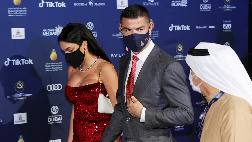 رونالدو وجورجينا يخضعان للتحقيق
