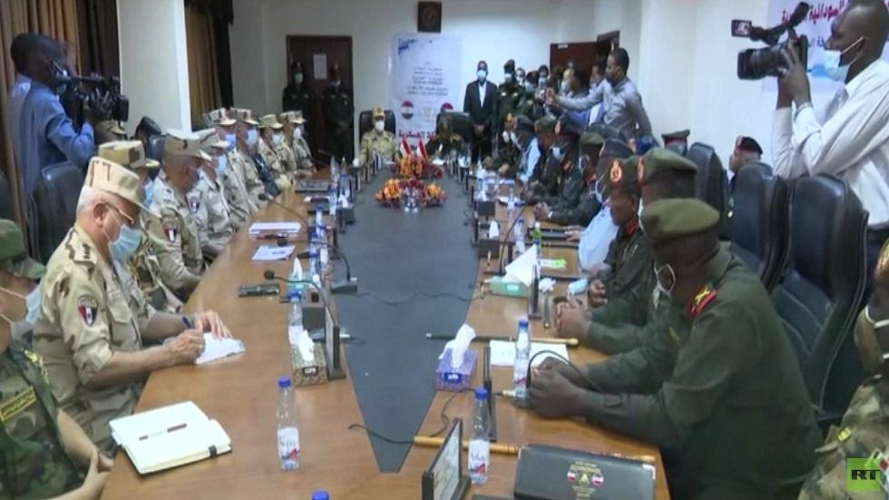 مصر والسودان توقعان اتفاقية للتعاون العسكري