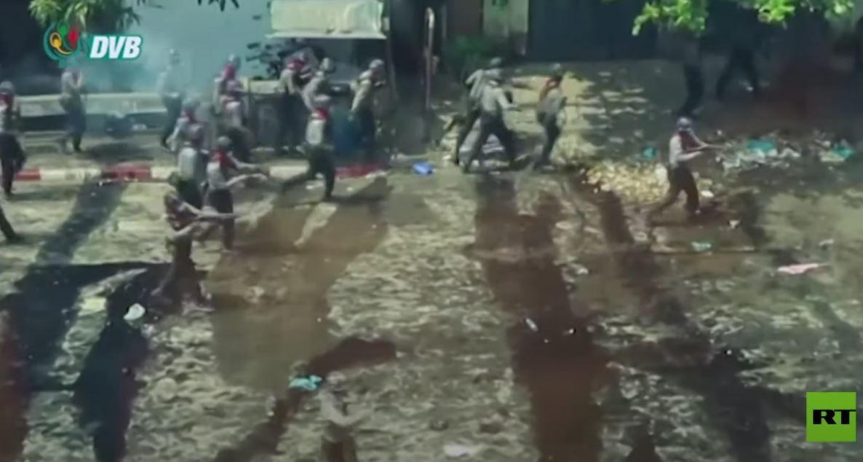 صحافيون اعتقلوا خلال تغطيتهم احتجاجات ميانمار يواجهون عقوبة السجن لـ3 سنوات