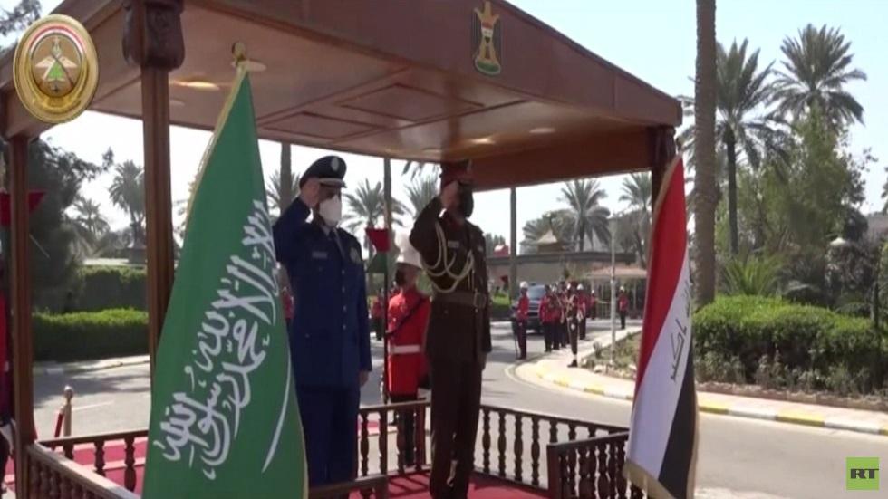 بغداد والرياض.. زيارات أمنية وعسكرية