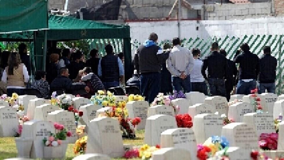المكسيك.. وفيات كورونا تتجاوز 187 ألفا