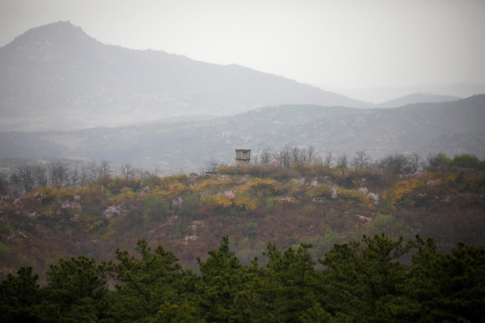 أراضي في كوريا الشمالية