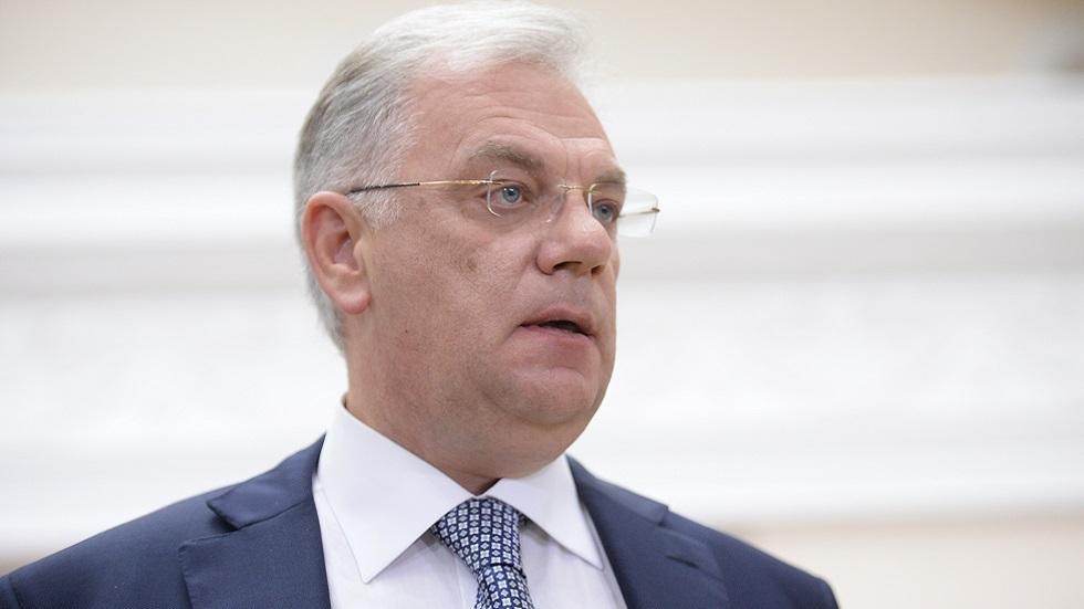 دميتري شوغايف، مدير الهيئة الفدرالية الروسية للتعاون العسكري التقني
