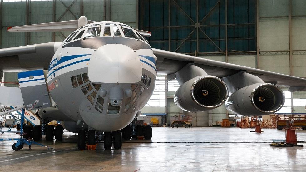 تفاصيل جديدة عن تطوير طائرة النقل العسكري الروسية