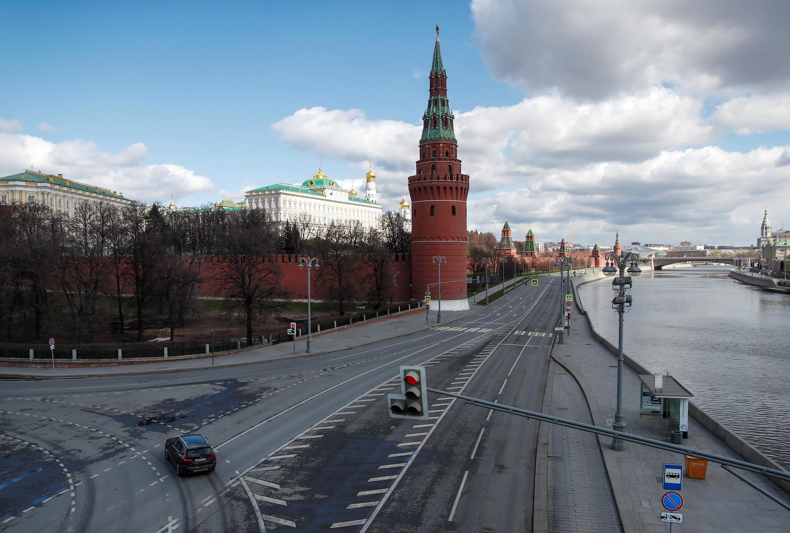 الكرملين: ادعاءات واشنطن عن وقوف الأمن الروسي وراء