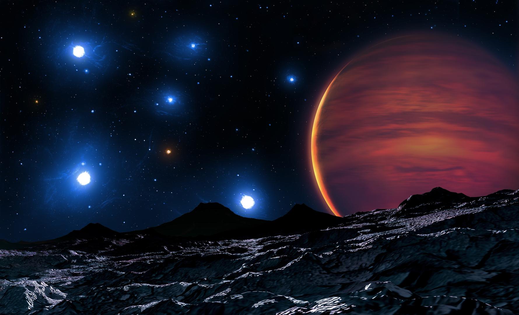 هذه الليلة.. المريخ في أقرب اقتران له مع الثريا خلال 30 عاما