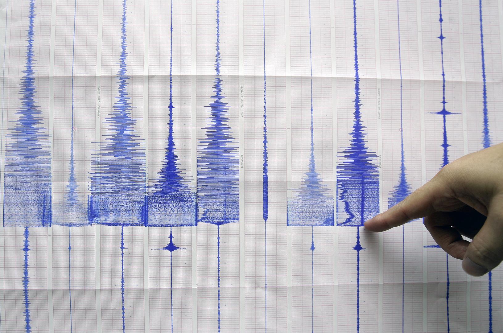 زلزال بقوة 6.9 درجة يضرب اليونان