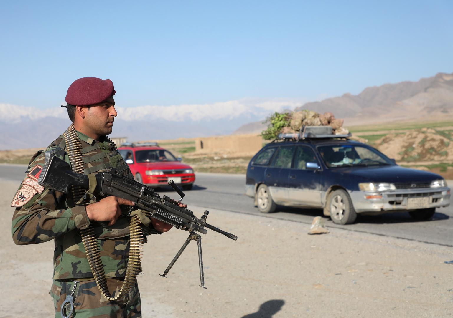 الجيش الأفغاني يشن عملية ضد سجن لـ