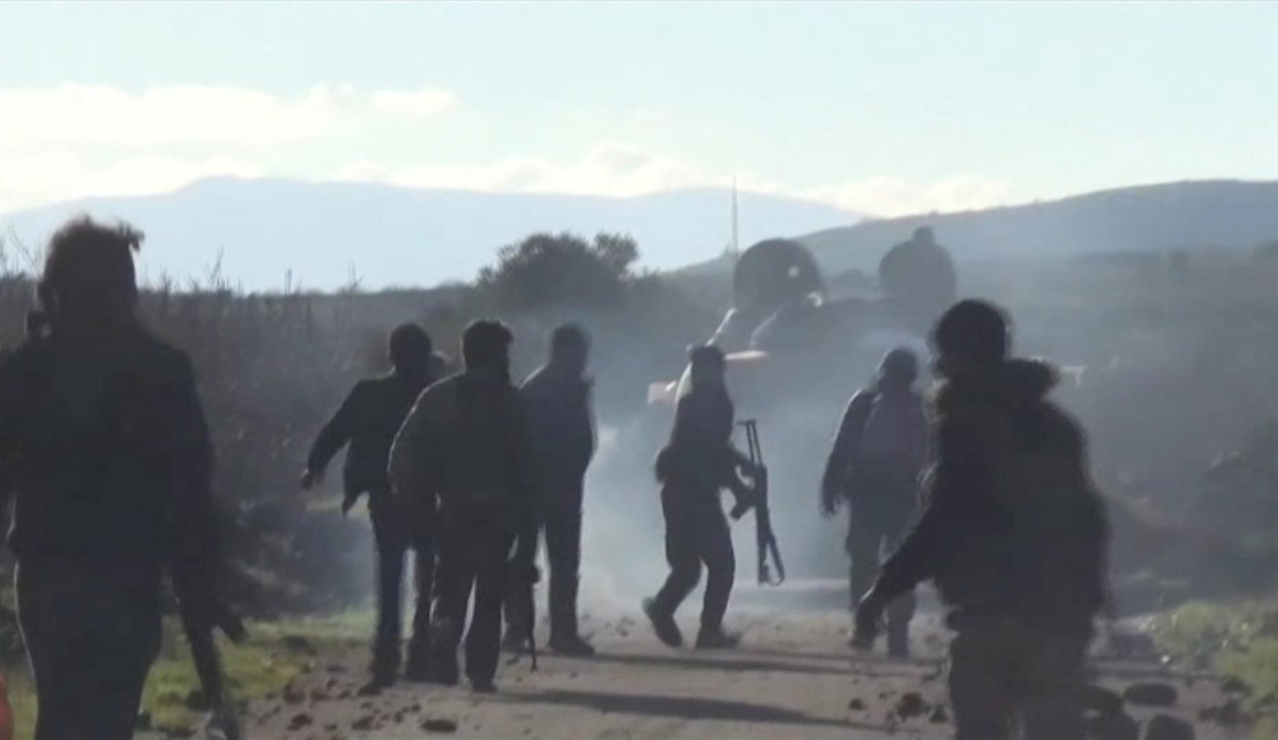 عناصر من الجيش السوري، أرشيف