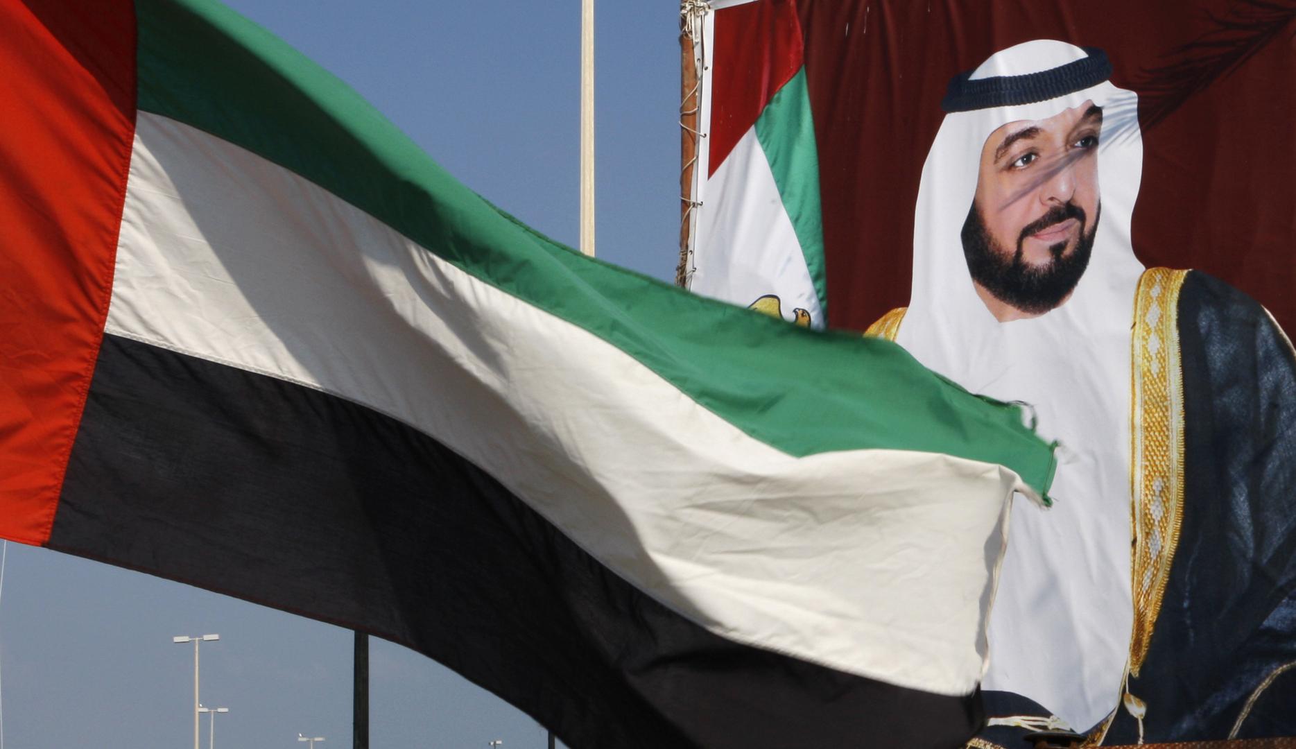 رئيس الإمارات يمنح سفير روسيا الراحل لدى بلاده وسام الاستقلال من الطبقة الأولى