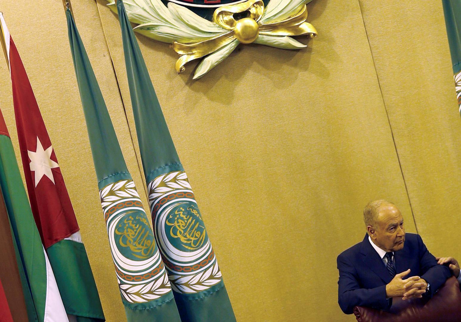 وزراء الخارجية العرب يوافقون على التجديد لأحمد أبو الغيط بطلب من مصر
