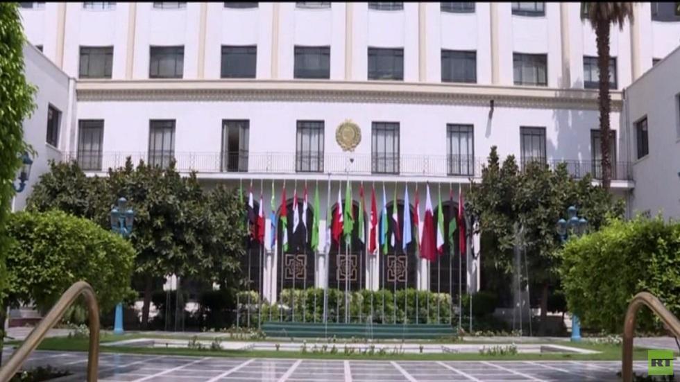 اجتماع وزراء الخارجية العرب بالقاهرة