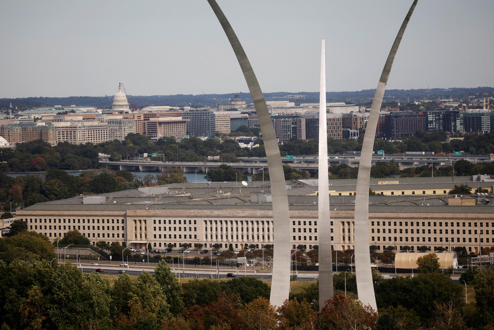 وزارة الدفاع الأمريكية - البنتاغون
