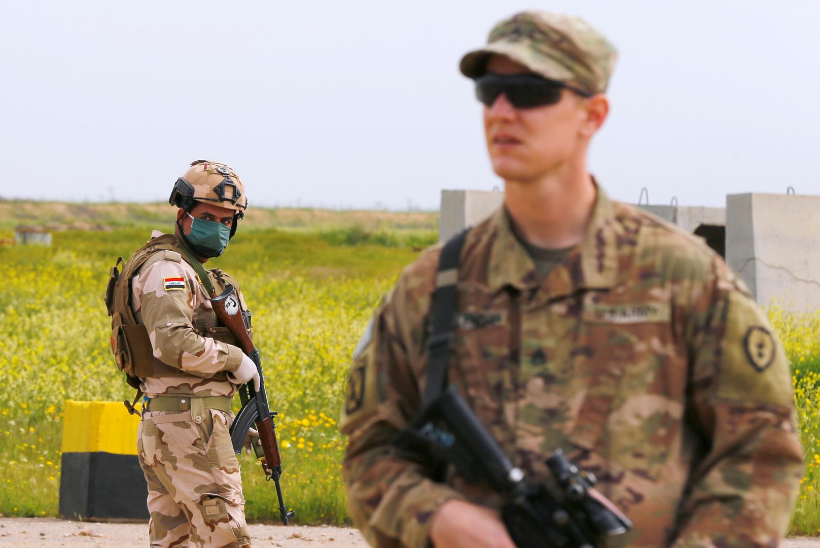 مسؤولون أمريكيون: الهجوم الصاروخي الأخير في العراق يحمل بصمات فصيل مدعوم من إيران