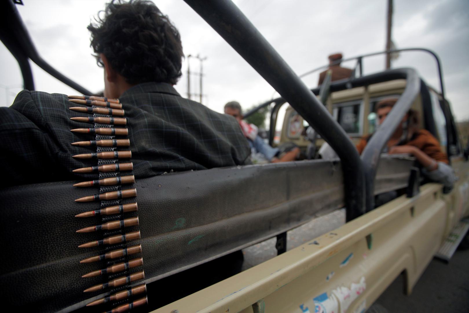 التحالف العربي: اعتراض وتدمير صاروخ باليستي أطلقه الحوثيون باتجاه جازان