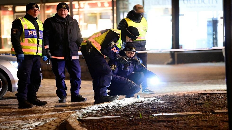 السويد..الكشف عن هوية منفذ الهجوم بسكين الذي تسبب بإصابة 7 أشخاص