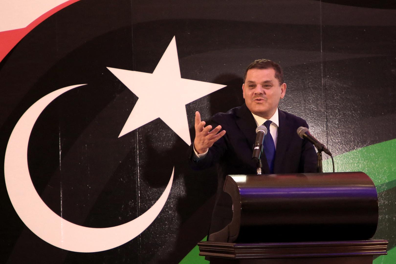 مصدر لوكالة سبوتنيك: رئيس الوزراء الليبي المكلف يلتقي في القاهرة برئيس الحكومة الموازية