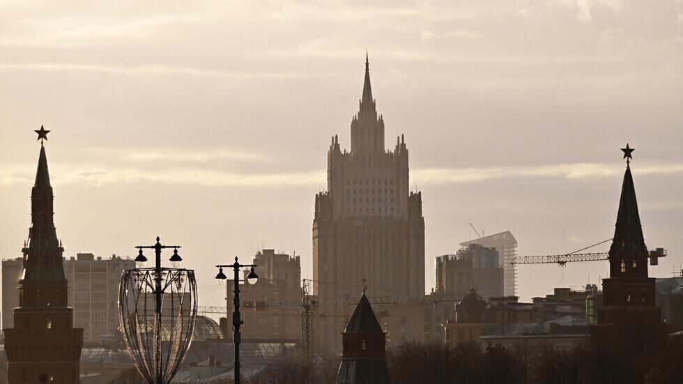الكرملين ووزارة الخارجية الروسية.