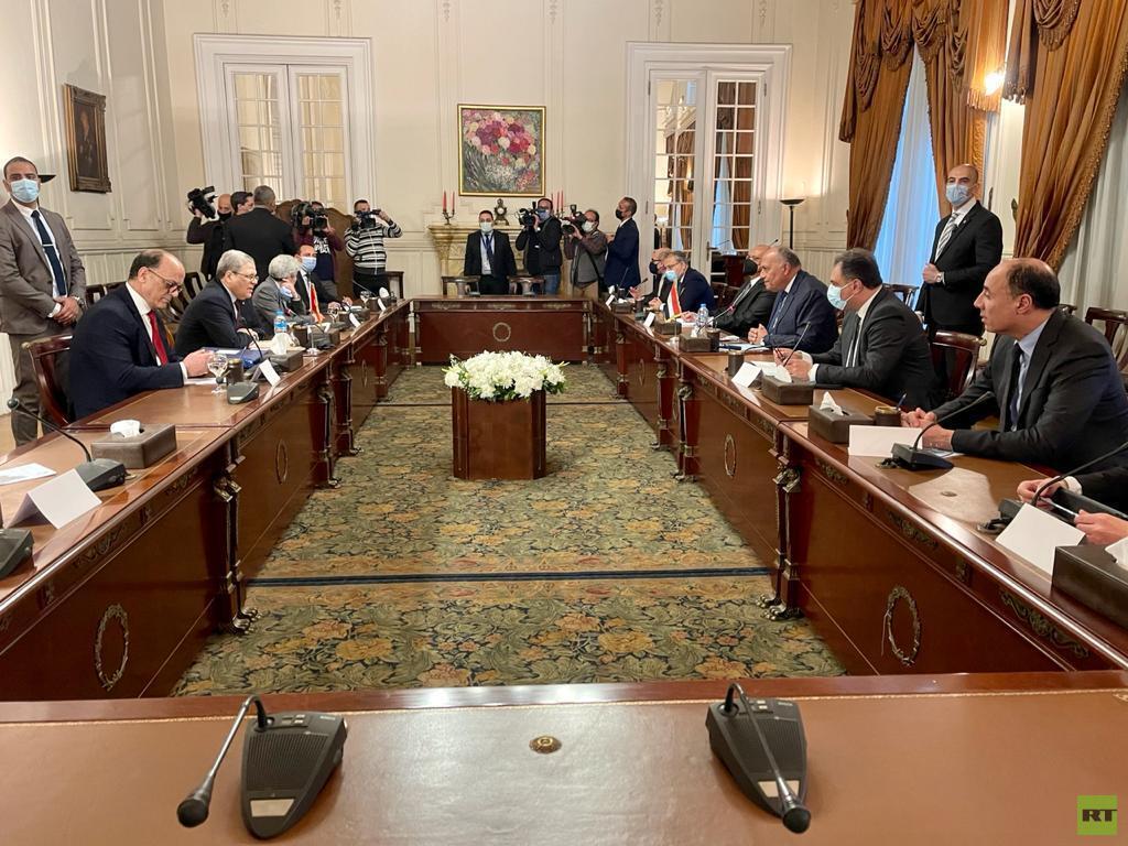 مصر وتونس تبحثان الأوضاع في ليبيا والبحر المتوسط