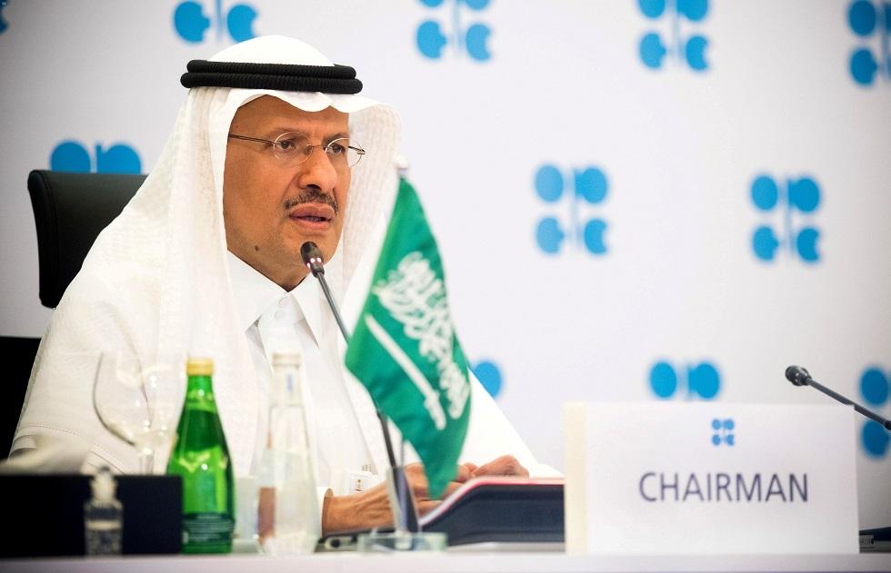 وزير الطاقة السعودي: الرياض لا تتعجل إنهاء خفض النفط الطوعي