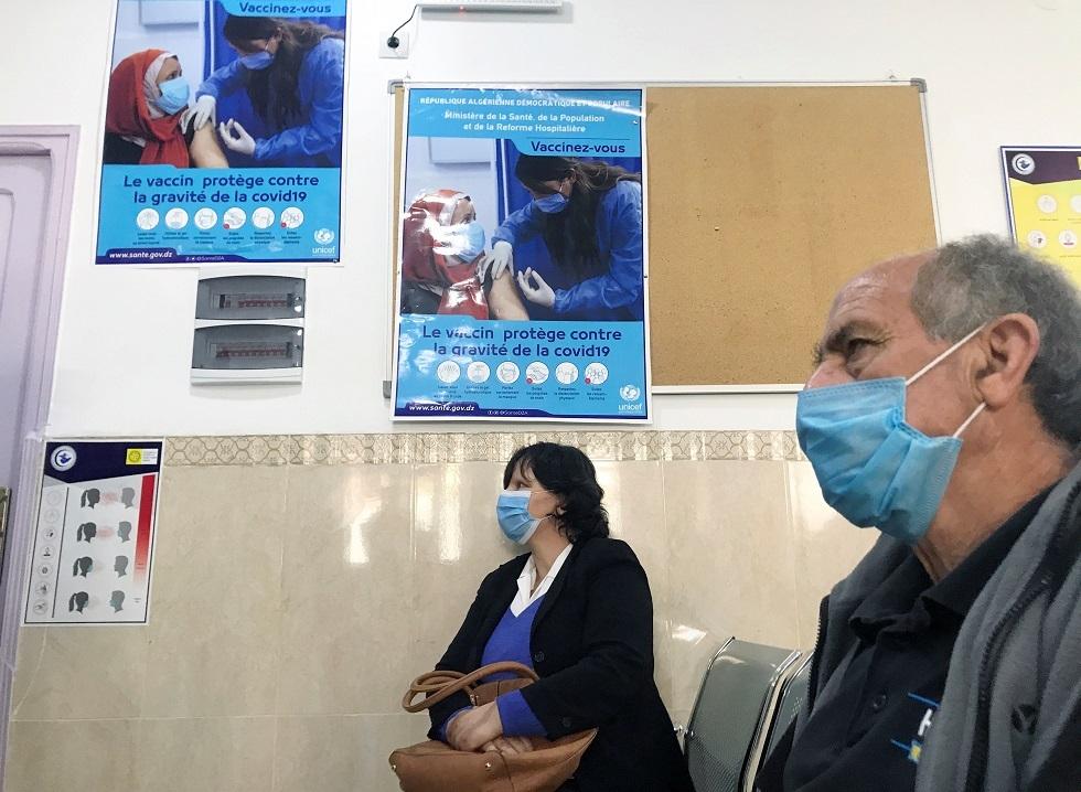 الجزائر تسجل 6 إصابات جديدة بسلالة فيروس كورونا البريطانية