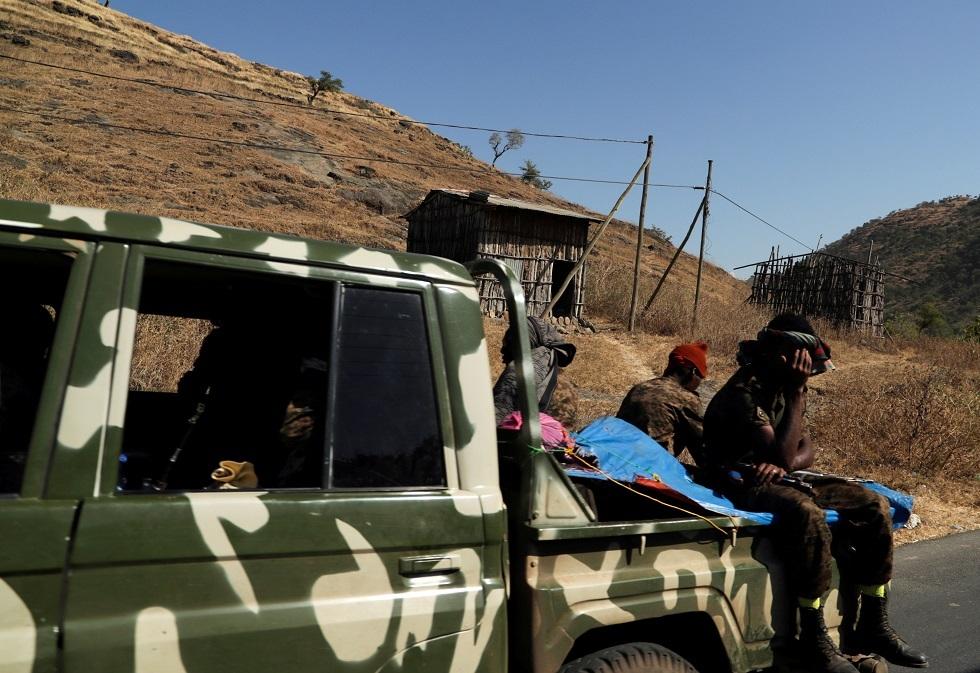 الأمم المتحدة وواشنطن تطالبان القوات الإريترية بمغادرة إقليم تيغراي الإثيوبي