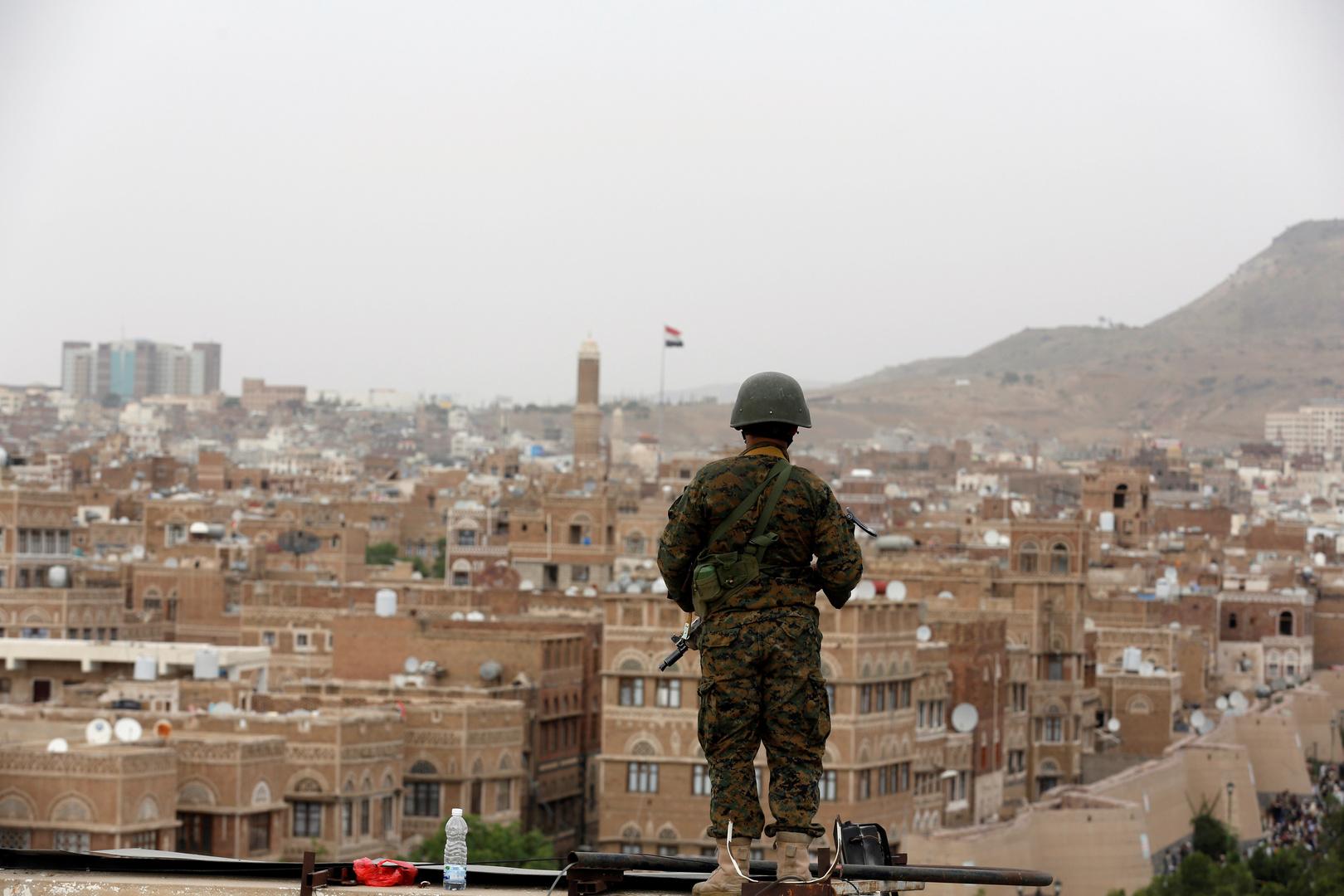 التحالف العربي يعترض طائرة مسيرة أطلقها الحوثيون صوب جنوب السعودية