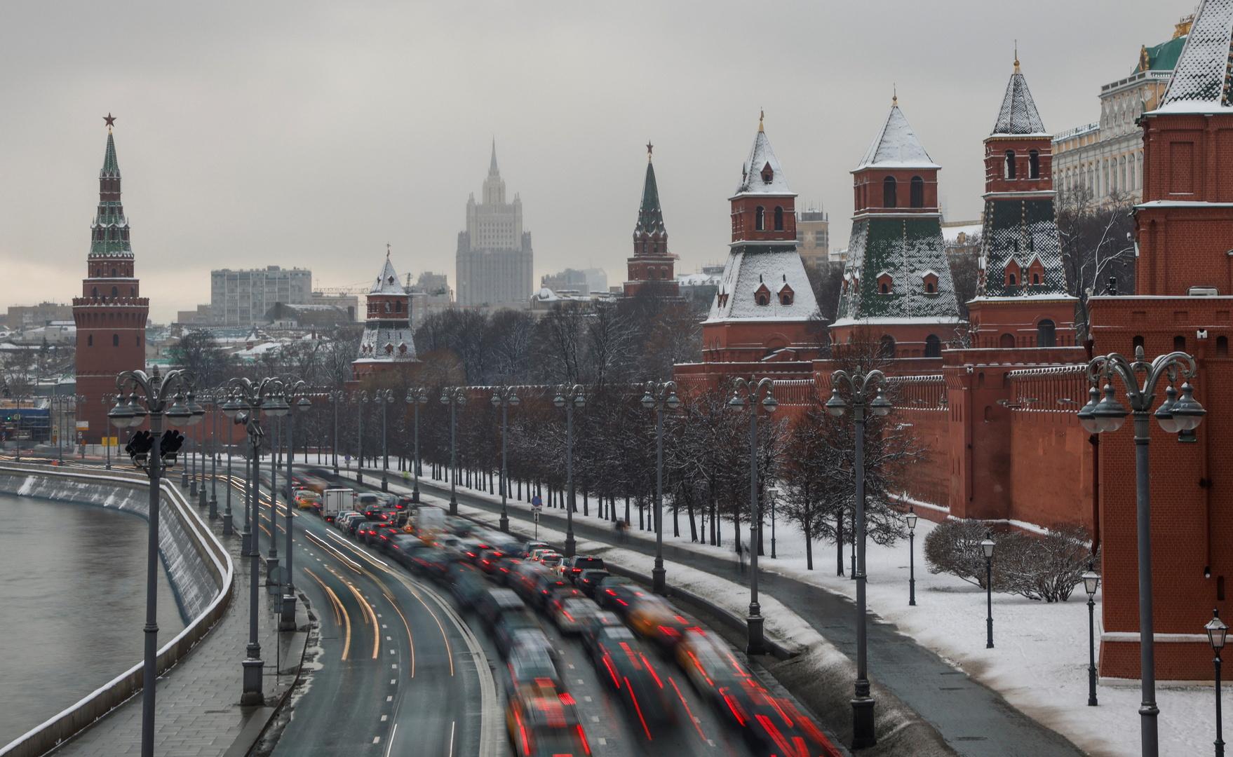 الكرملين: نأمل ألا تنفذ واشنطن نواياها المجنونة لفرض عقوبات ضد رجال أعمال روس