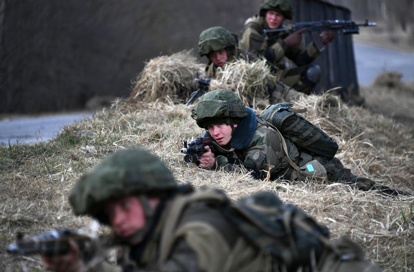 روسيا وبيلاروس تتفقان على إنشاء 3 مراكز تدريب عسكري مشتركة