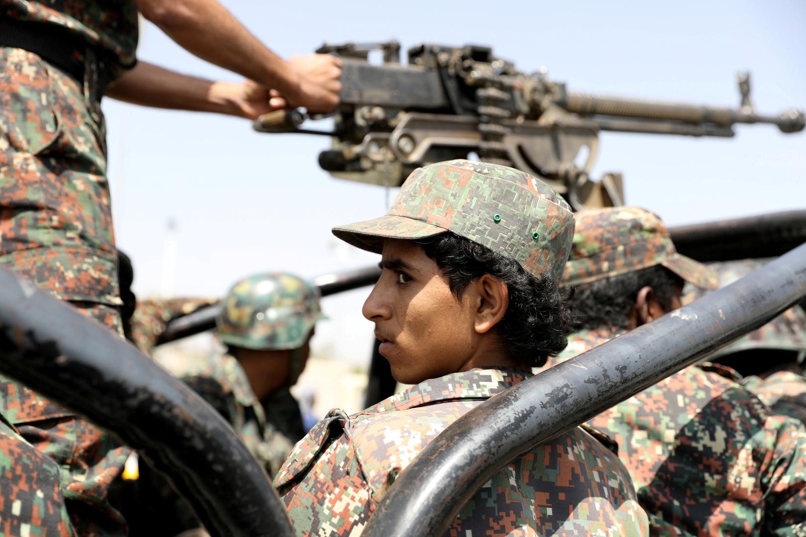 الحوثيون يعلنون عن عملية تبادل للأسرى في مأرب