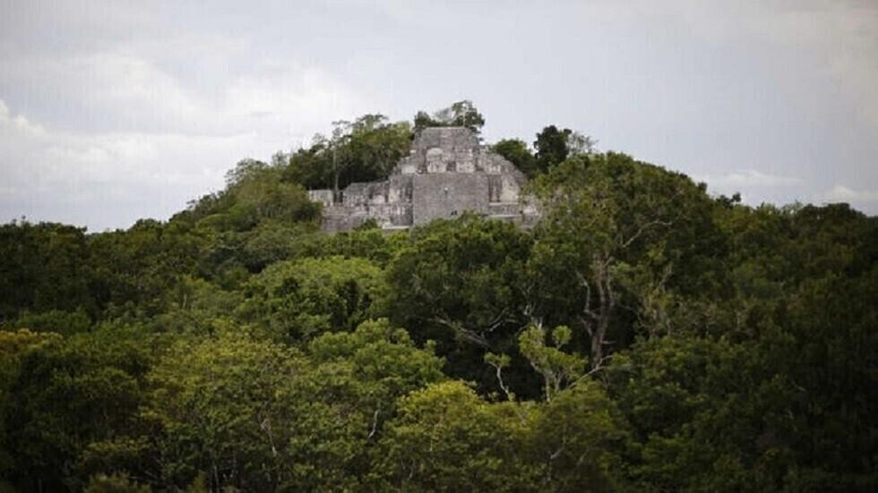 العثور على قصر ملكي للمايا يكشف عن