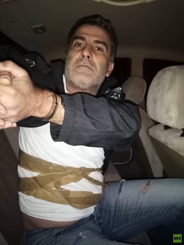 الكشف عن صورة الشخص الذي حاول اختطاف الطائرة التابعة لـ