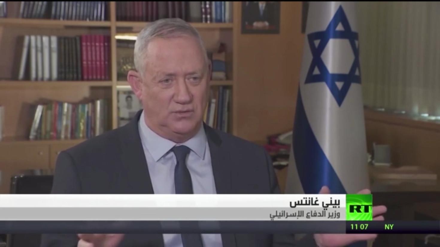 إسرائيل: لدينا خطط جاهزة لضرب أهداف إيرانية