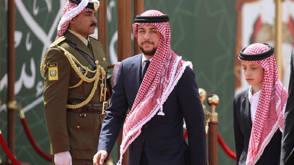ولي العهد الأردني: القدس قضية شخصية للهاشميين وخط أحمر للأردنيين