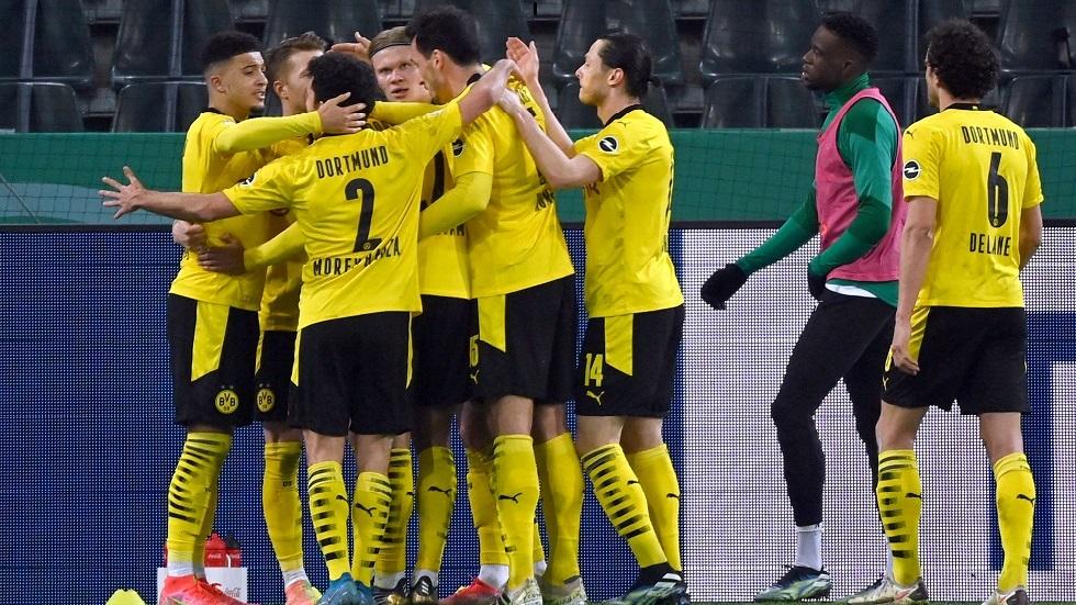 دورتموند يعلن غياب 3 لاعبين مهمين عن موقعة بايرن ميونيخ
