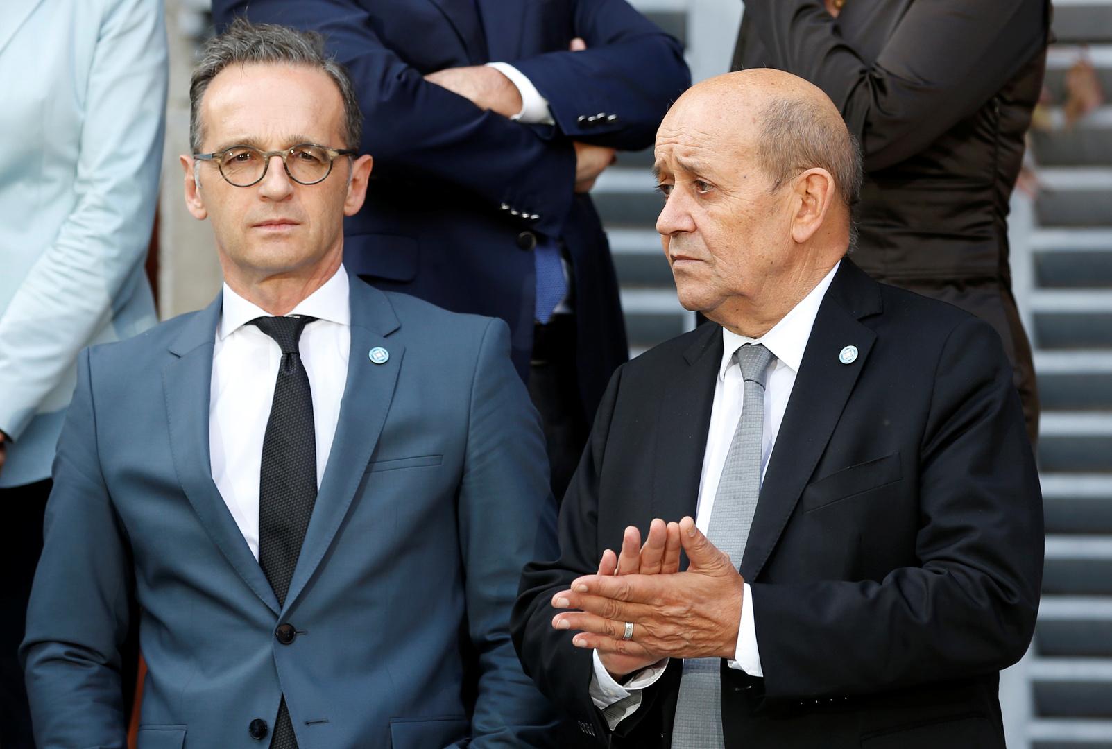 ألمانيا وفرنسا تؤكدان أهمية إجراء الانتخابات الليبية بموعدها في ديسمبر المقبل