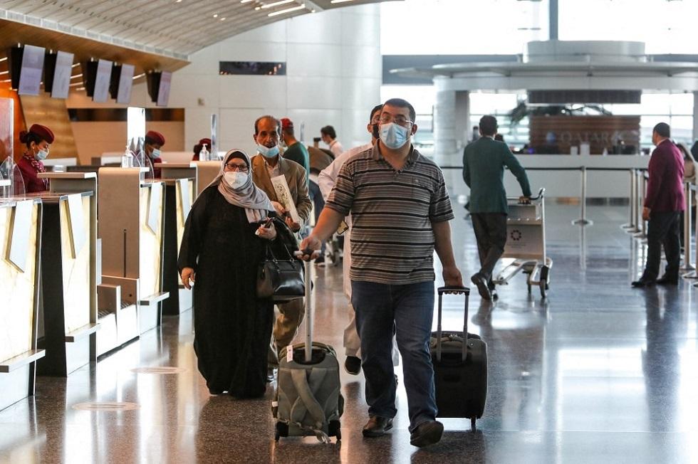 مصر تسجل 588 إصابة و38 وفاة جديدة بكورونا