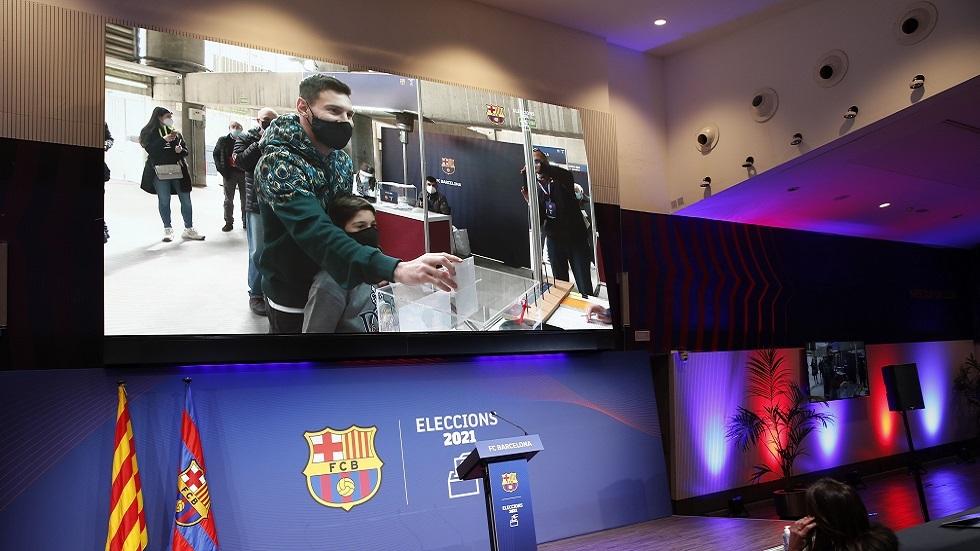 موقع برشلونة الرسمي 9