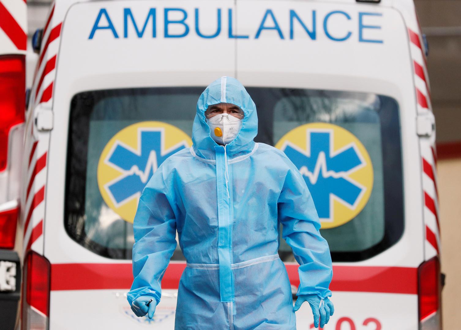 كييف تعتزم معاقبة شركة صينية بسبب التأخير في تسليمها اللقاح ضد فيروس كورونا