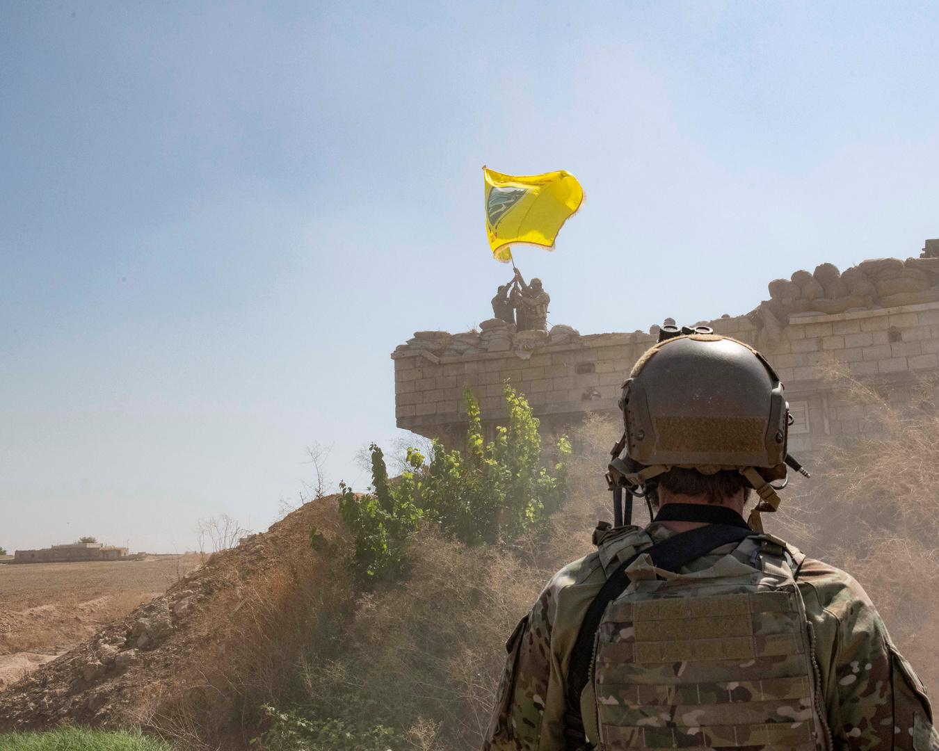 سوريا.. أنباء عن تنفيذ التحالف الدولي إنزالا في الحسكة بهدف القضاء على