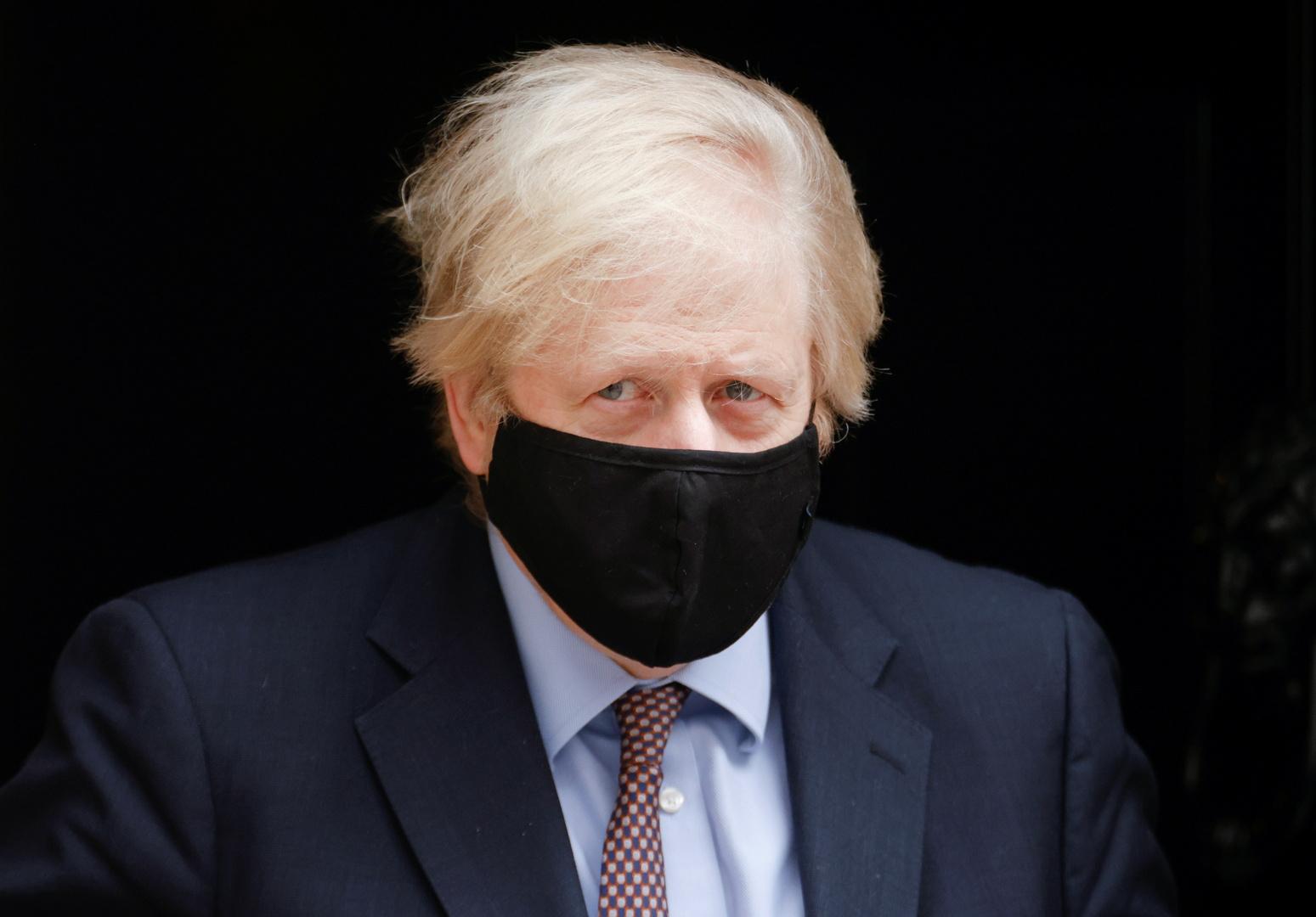 بريطانيا...2000 عائلة تتوجه لمقاضاة رئيس الوزراء بسبب كورونا