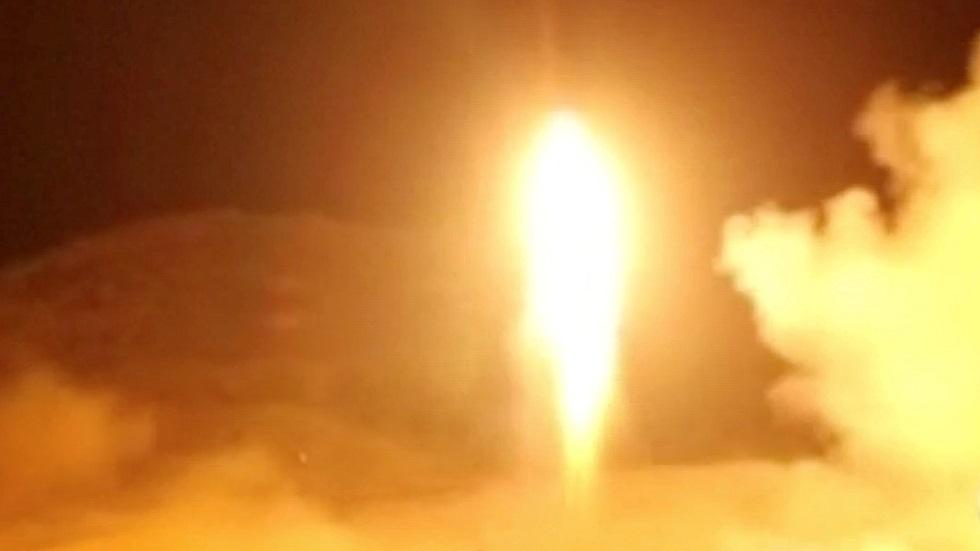 التحالف العربي يعترض صاروخين باليستيين أطلقهما الحوثيون باتجاه جازان بالسعودية