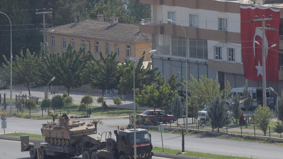 الدفاع التركية: تحييد 7 مسلحين من