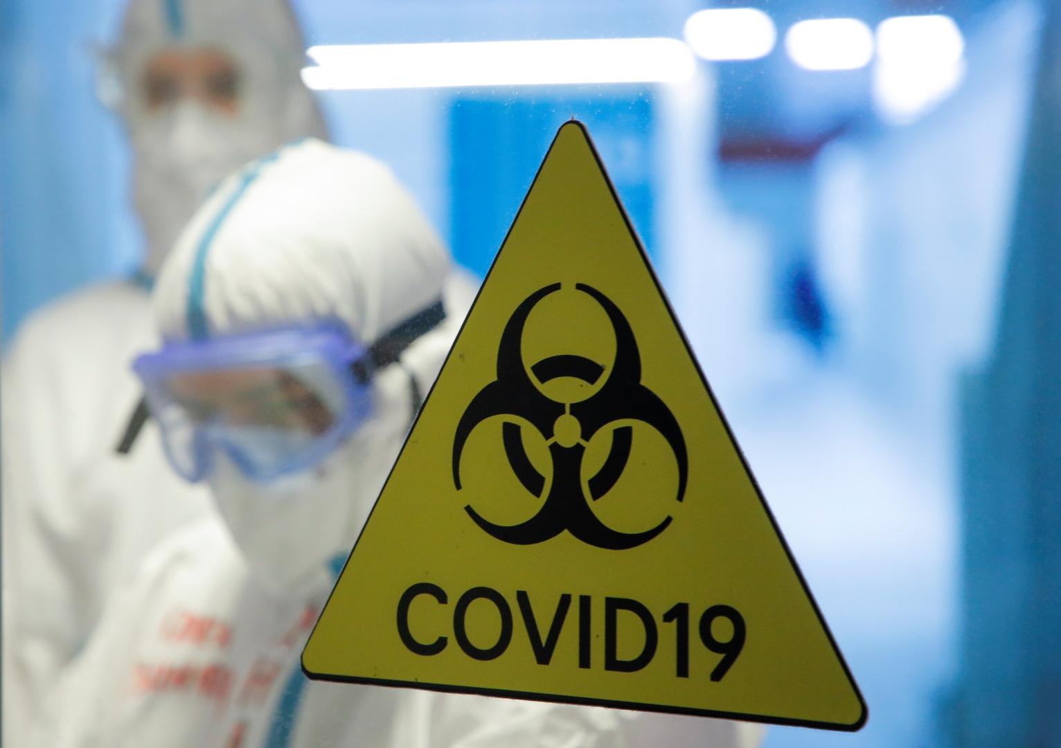 روسيا.. 10253 إصابة جديدة بفيروس كورونا وتراجع في عدد الوفيات